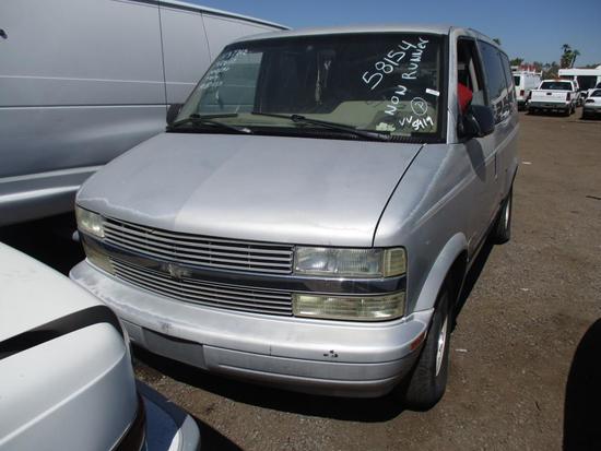 1995 Chevrolet Astro
