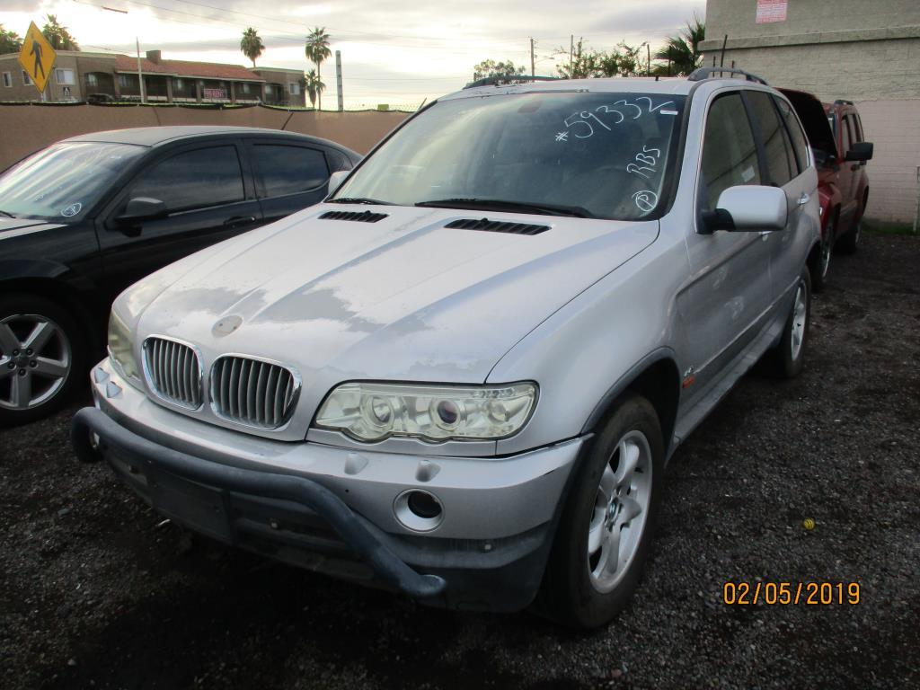 2000 BMW X5