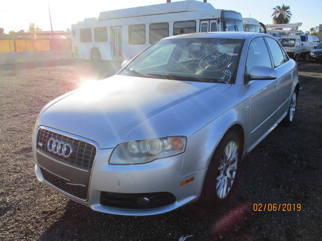 2008 Audi New A4