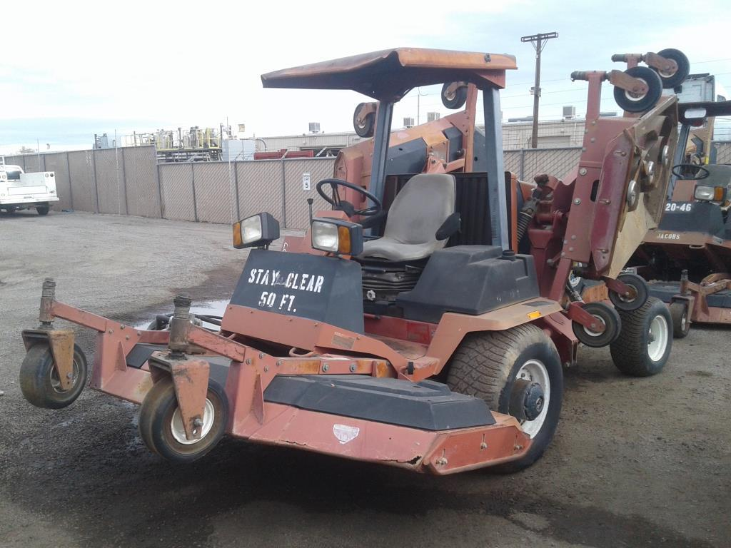 Toro Groundmaster 580-D Mower