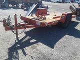 2007 DITCH WITCH S7B TRAILER