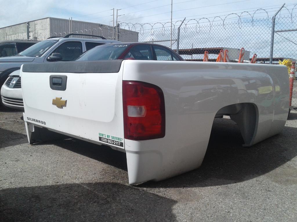 Chevrolet Silverado Truck Bed