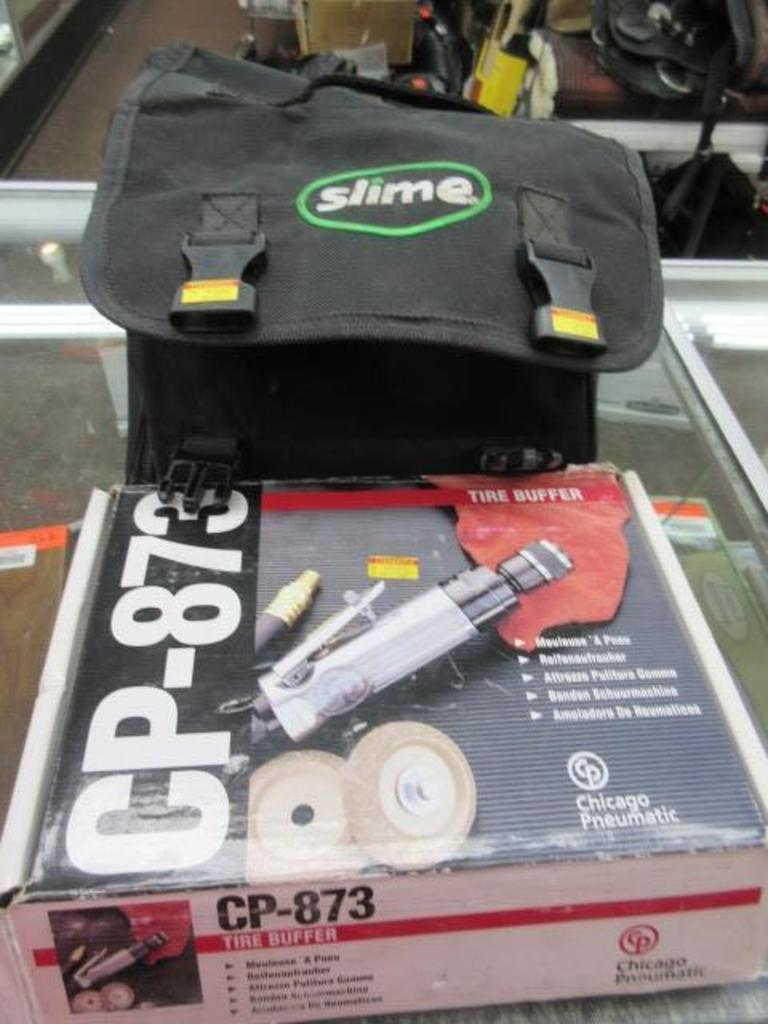 Tire Inflation Tools