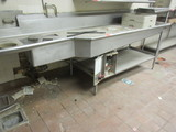 Dishwashing Table