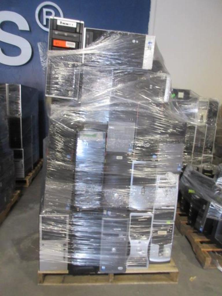 Assorted Desktop Computers
