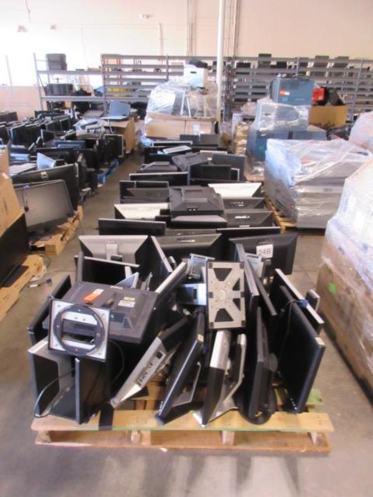 Assorted Computer Monitors