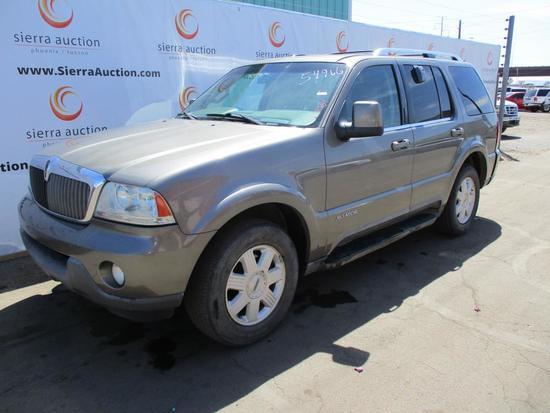 Phoenix Passenger Vehicles Auction