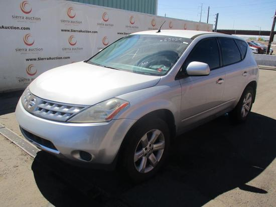 2006 Nissan Murano