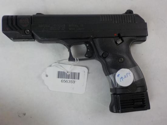 HI-POINT C9 PISTOL 9MM SN: P    Auctions Online | Proxibid