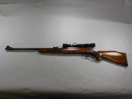 SAKO VL63 RIFLE 308 SN:   10201 MINOR KNICKS IN