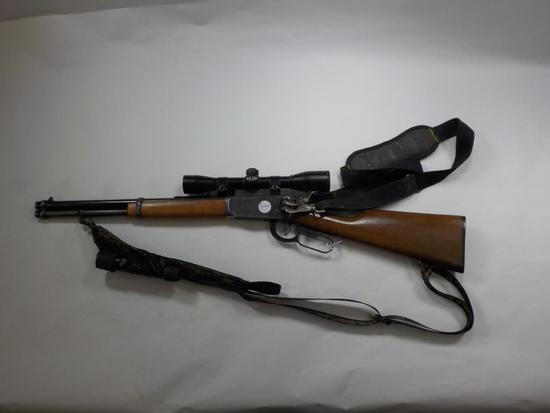 WINCHESTER 94AE RIFLE 357 SN:   6359356 FAIR