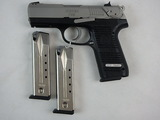 RUGER P95 PISTOL 9MM SN:   318-35699 W/ 3 MAGS,