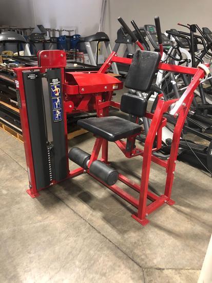 Hammer strength MTS