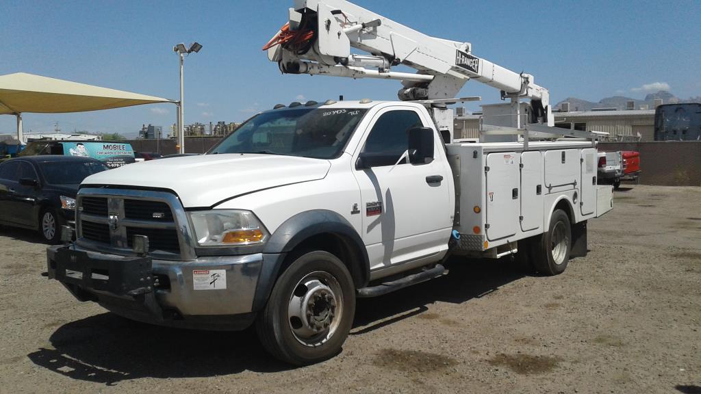 Tucson Lane 2 - Non-Op Vehicles, Equip, & Surplus