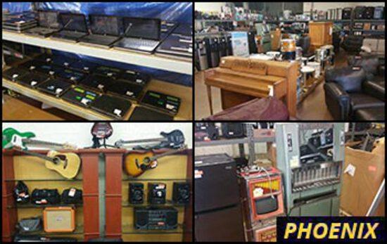 Online Only Public Surplus Auction - Phoenix, AZ
