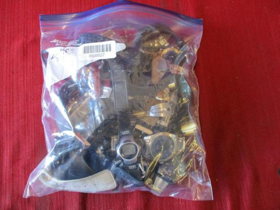 Assorted Watches in Bag