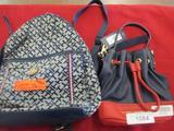 (2Pcs) Marked Designer Hand Bags