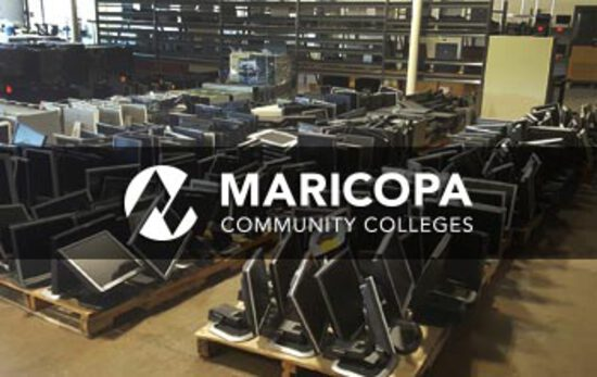 MCCCD Collegiate Surplus & Computers