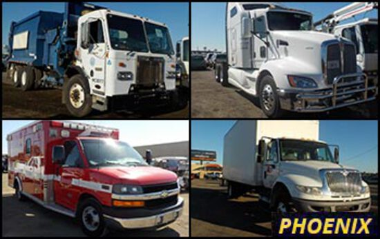 Commercial Fleet & Heavy Equipment - Phoenix, AZ