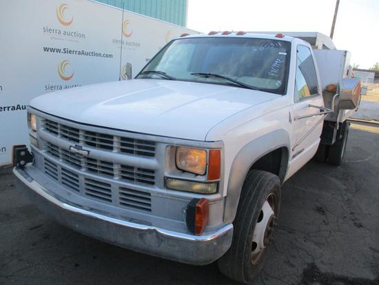 1999 Chevrolet C3500-HD Dump Truck