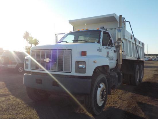1996 Chevrolet Kodiak Dump Truck