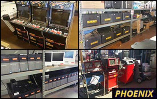 Online Only Surplus & Electronics - Phoenix, AZ