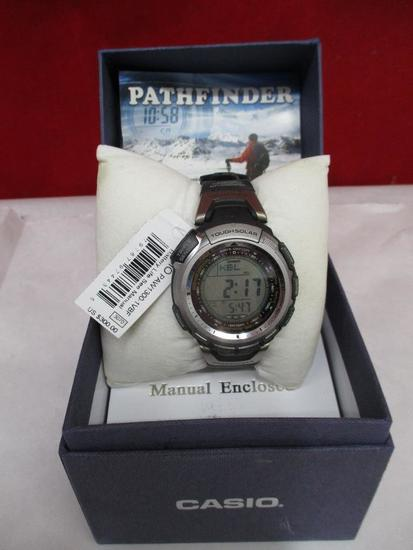 Men's Casio Pathfinder Watch