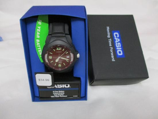 Unisex Casio Watch