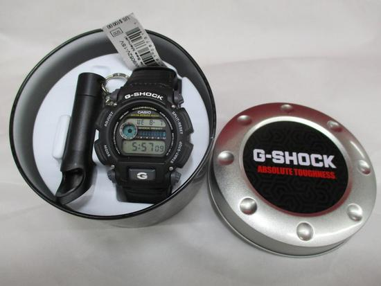 Men's Casio G Shock Watch
