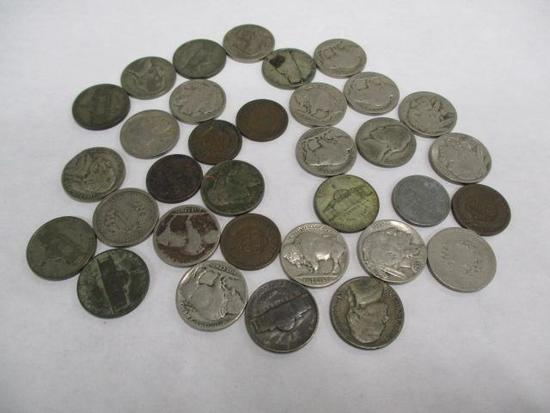Grouping of Misc. U.S. Coins including: