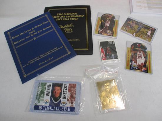 Sports Memorabilia Including: Dale Earnhardt