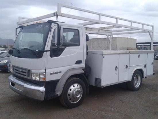 2008 Ford Low Cab Forward 450