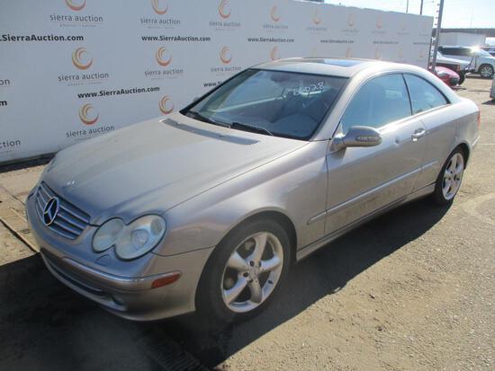 2005 Mercedes-Benz CLK 320C