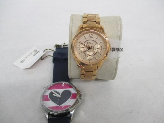 (2pc) Womens Watches