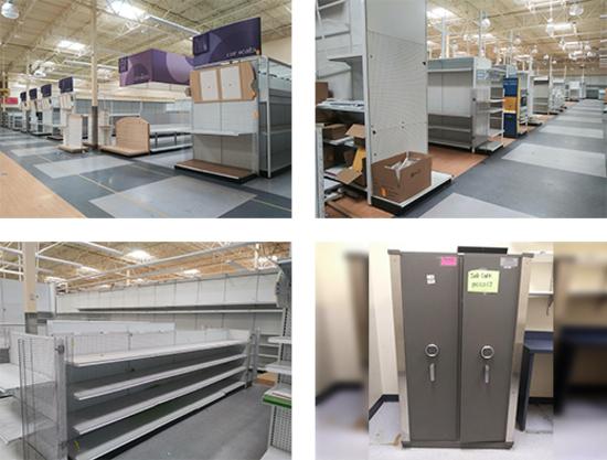 Retail Merchandising Fixtures - Phoenix, AZ