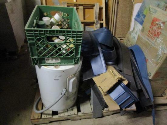 Assorted Building Supplies