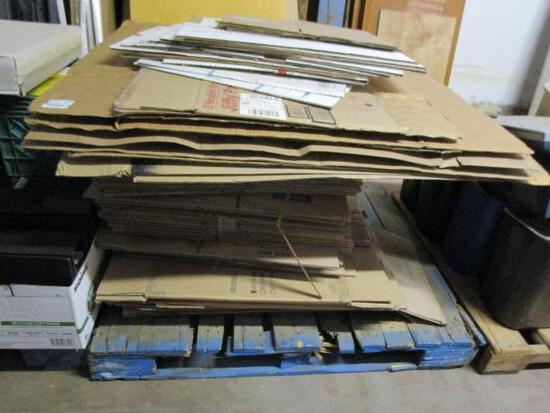 Assorted Cardboard