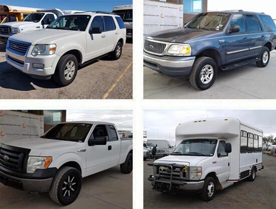 Public Vehicle & Equipment Auction - Tucson, AZ