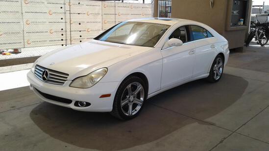 2006 Mercedes-Benz CLS 500C