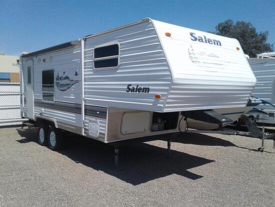 2005 SALEM 21RKL TV