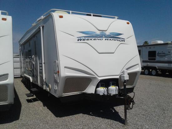 2007 Weekend Warrior Trailer FB3000