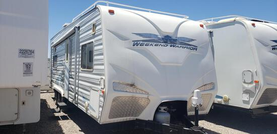 2007 Weekend Warrior FSW 2800