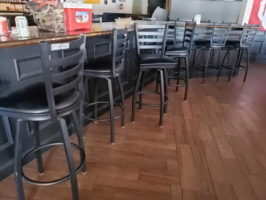Padded Bar Chairs