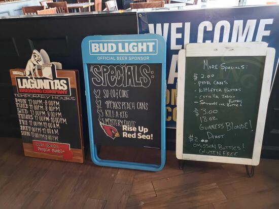 Advertising Boards