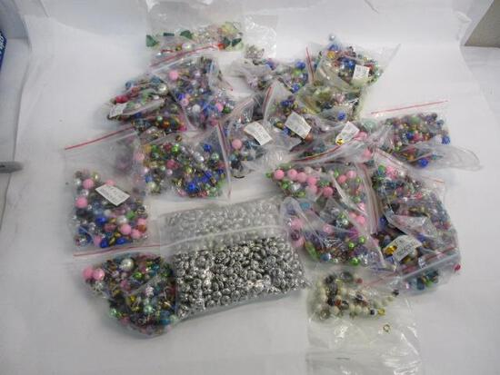 Box of Assorted Beads
