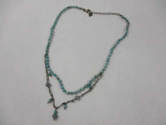 Turquoise Women's Necklace
