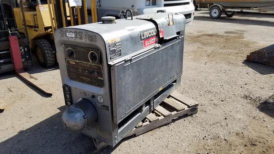 Lincoln Electric Welder Pipeliner 200D