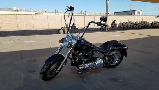 1999 Harley-Davidson FLSTF Cruiser