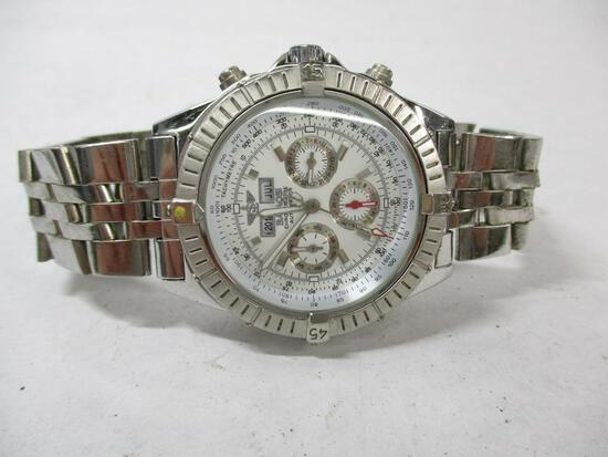 Marked Name Brand Watch Unauthenticated