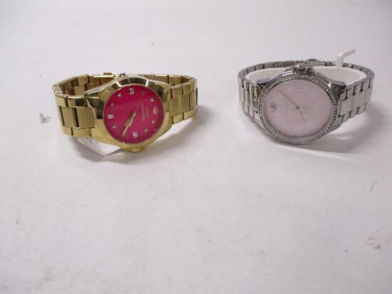 (2pc) Name Brand Women's Watches
